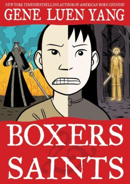 Boxers and Saints by Gene Luen Yang