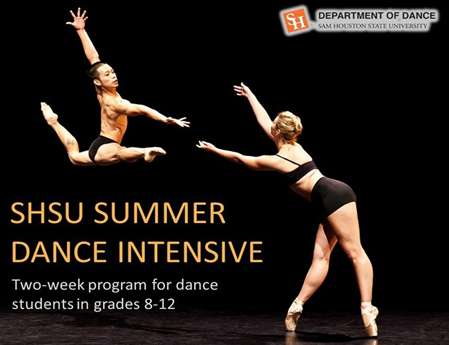 SHSU Summer Dance Intensive