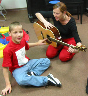 There are lots of great careers with a music therapy degree!