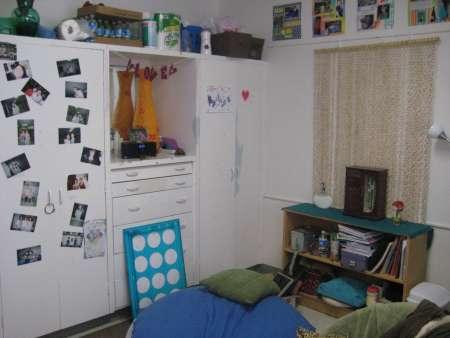 Closet area