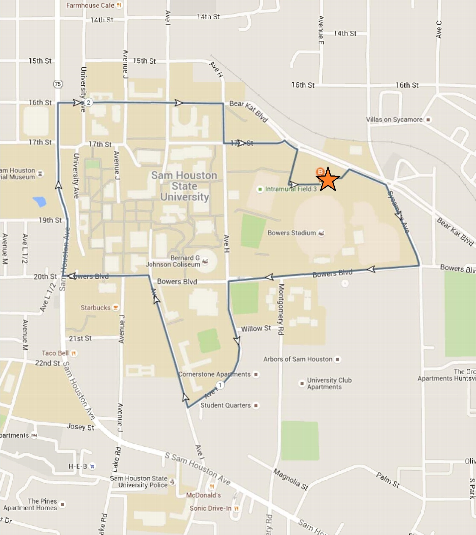 Campus Walk To Highlight Suicide Prevention Sam Houston State
