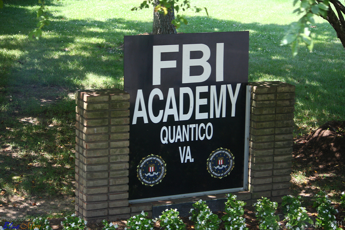 fbi training picture