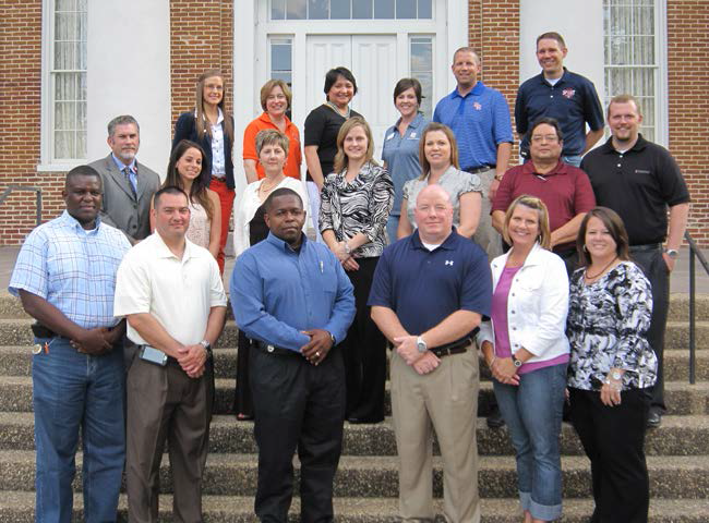 Leadership Academy 2013-2014 Cohort