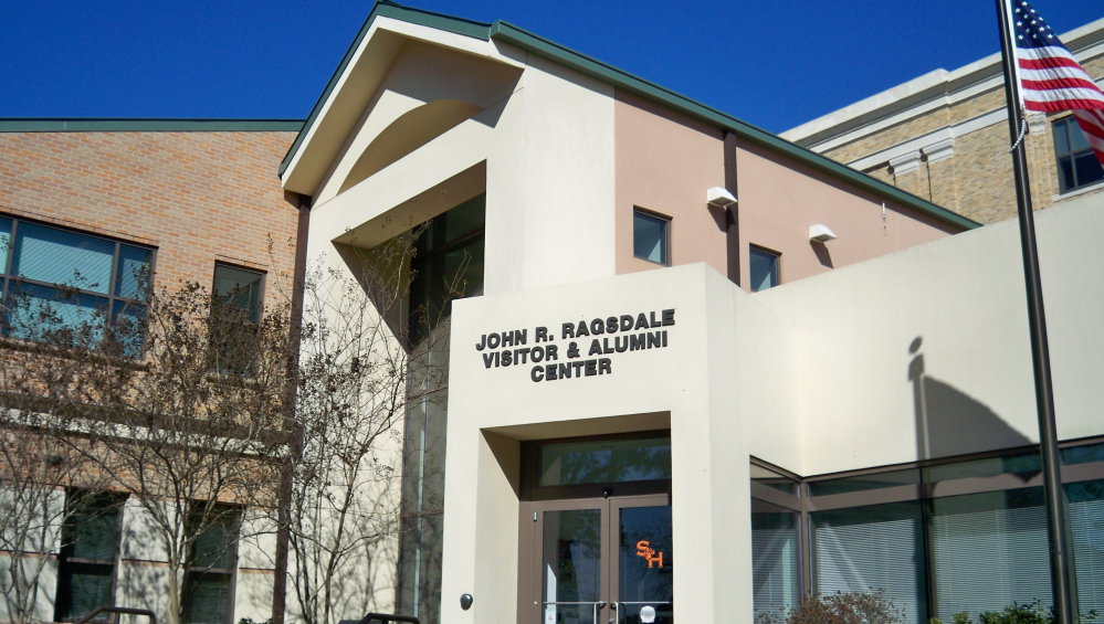 John R. Ragsdale Visitor and Alumni Center