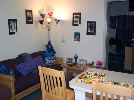 Suite common room