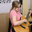 Music Therapy Program Receives Donation