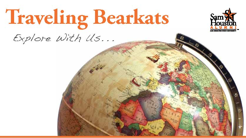 Travel the World with fellow Bearkats!