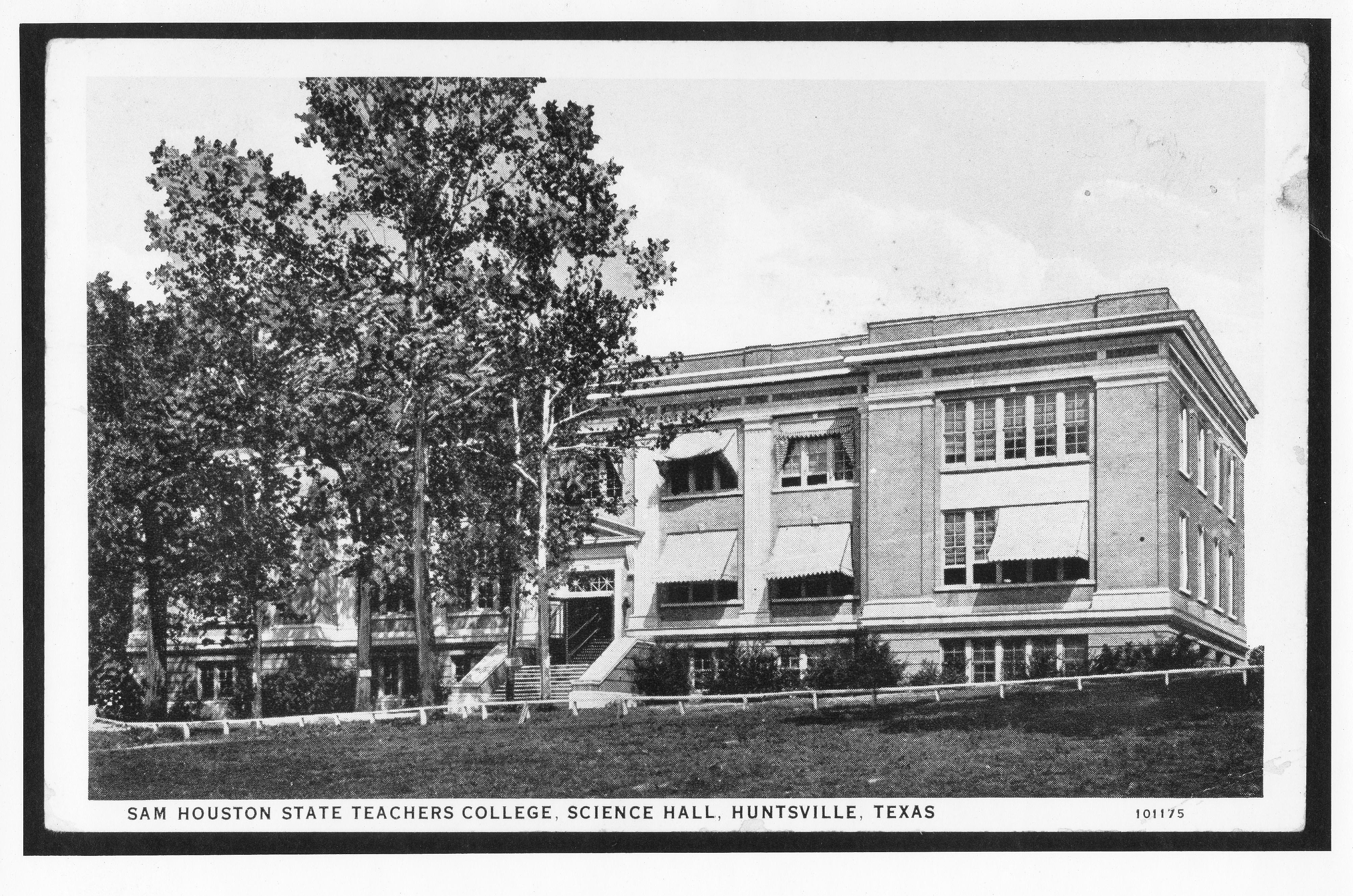 Science Hall, 1916
