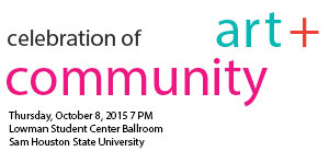 logo Celebration of Art+Community