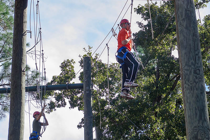 Challenge Course - Outdoor Rec