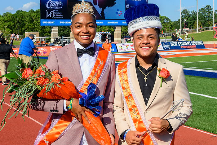 2019 King and Queen