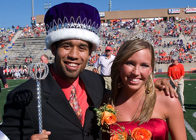 2007 King and Queen