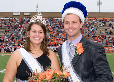 2009 King and Queen