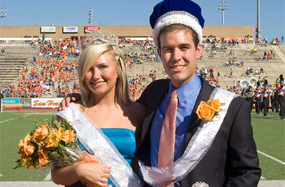 2010 King and Queen