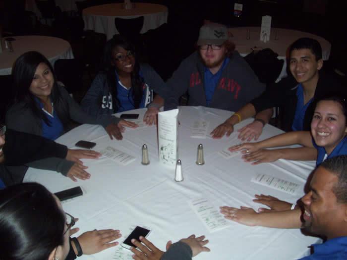 Cohort X scholars are always having fun!!!