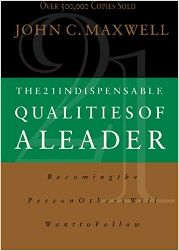 Image of 21 Indispensable Qualities of a Leader Cover