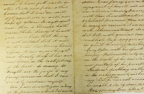 Houston letter