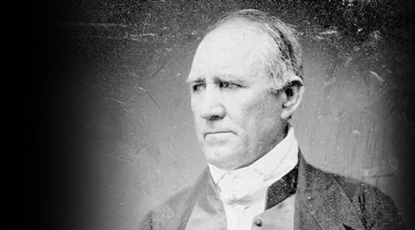 Our namesake, General Sam Houston, is one of the subjects our faculty and study specialize in.