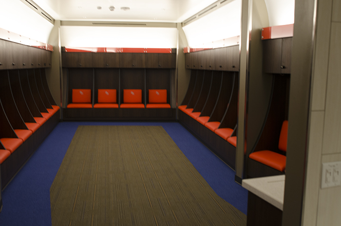 Renovated Johnson Coliseum Offers Upgraded Amenities For