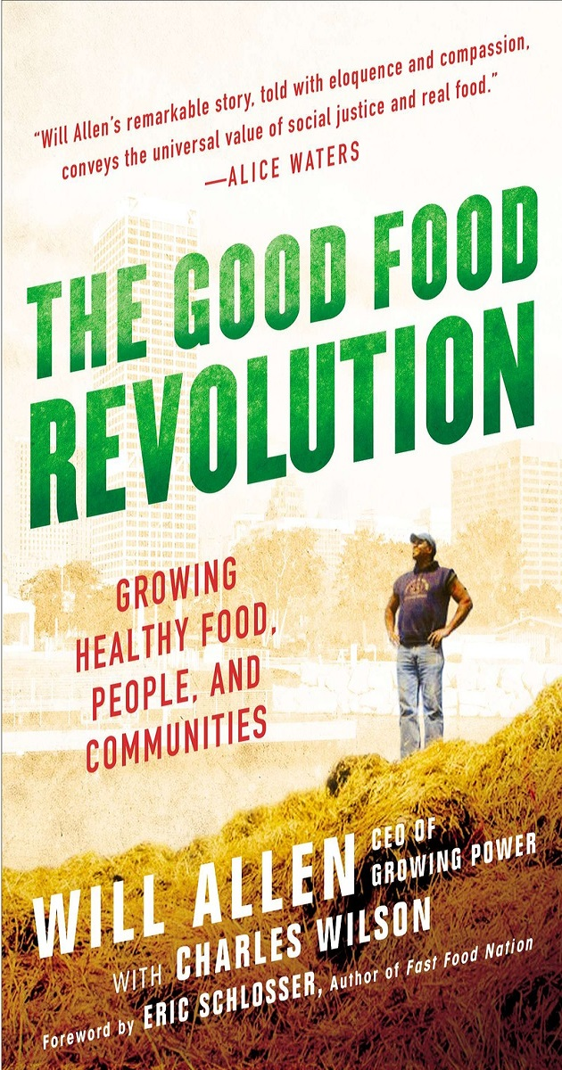 HR Good Food Revolution Book Cover Pic