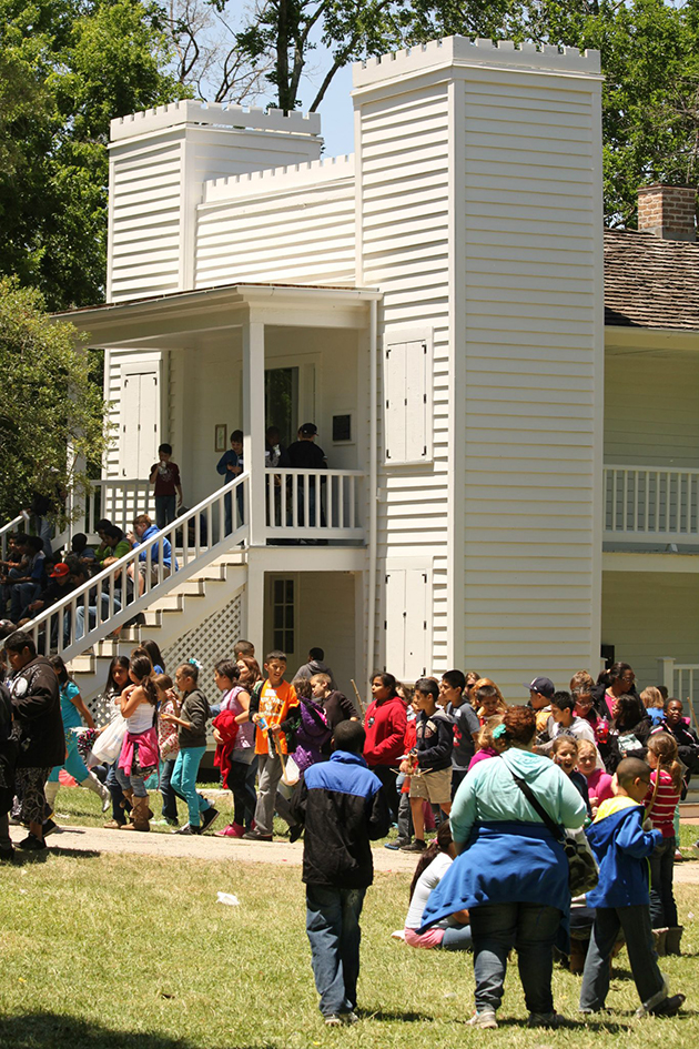 Living History At The Museum This Summer Sam Houston State University
