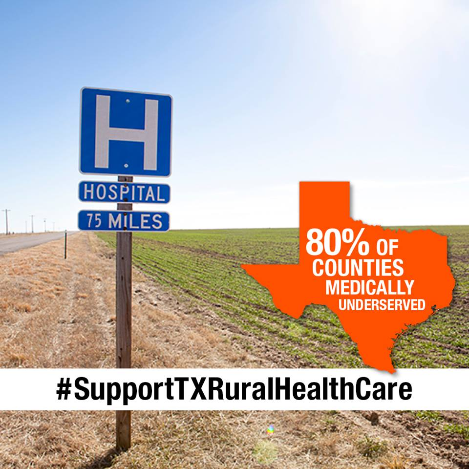 Proposed College Aims To Improve Texas' Rural Healthcare