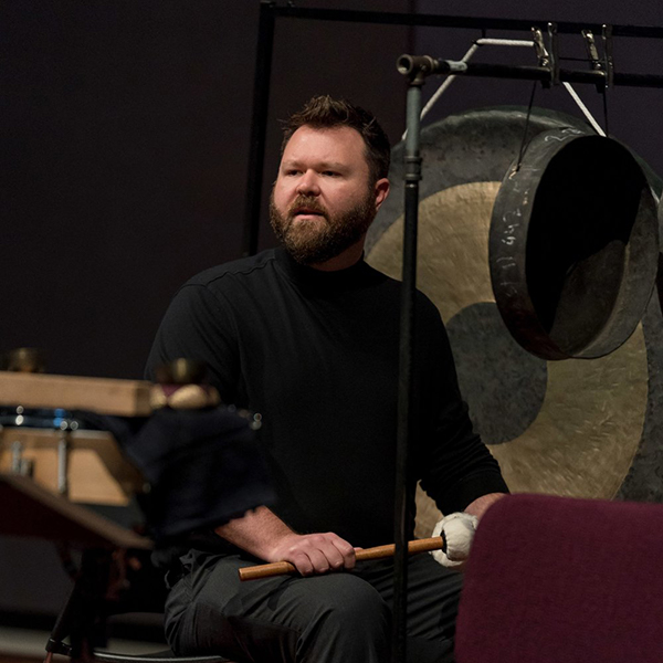 Professor of Percussion Brings Listeners On A Journey With New Album