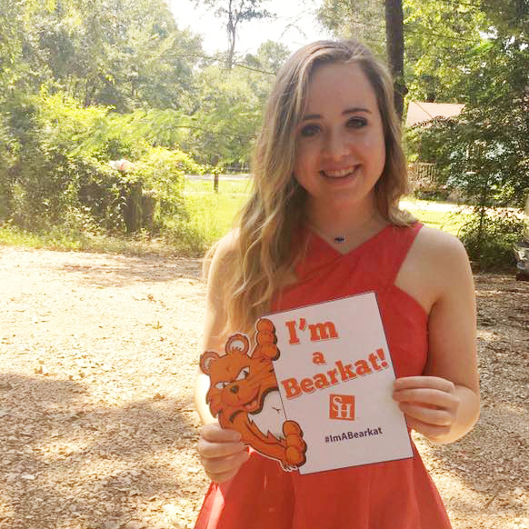 SHSU Becomes Academic Home For Transfer Student