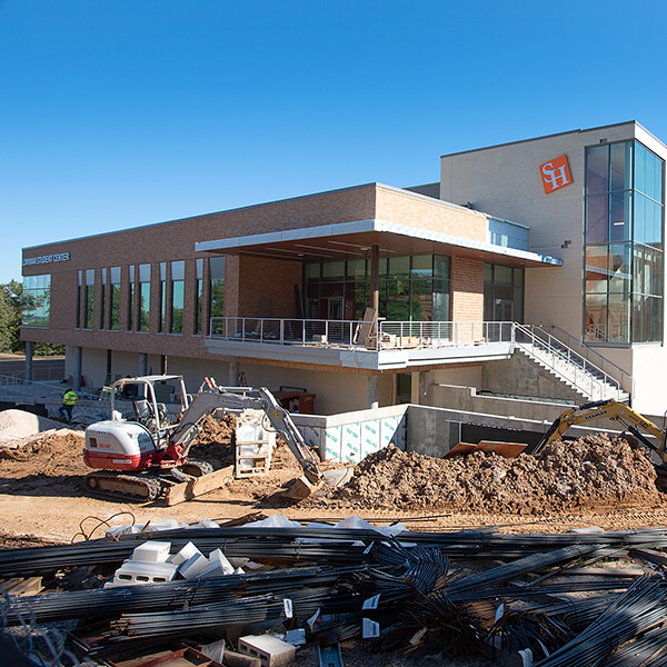 Details About The Lowman Student Center Expansion Debut
