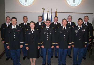 Campbell, CCCC sign agreement to expand ROTC program ...