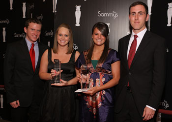 their 2009 sammy award for