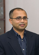 <b>Hiranya Nath</b>, Excellence In Research - Nath