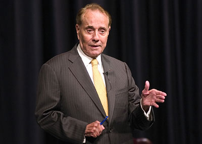 I extend my thanks to Bob Dole